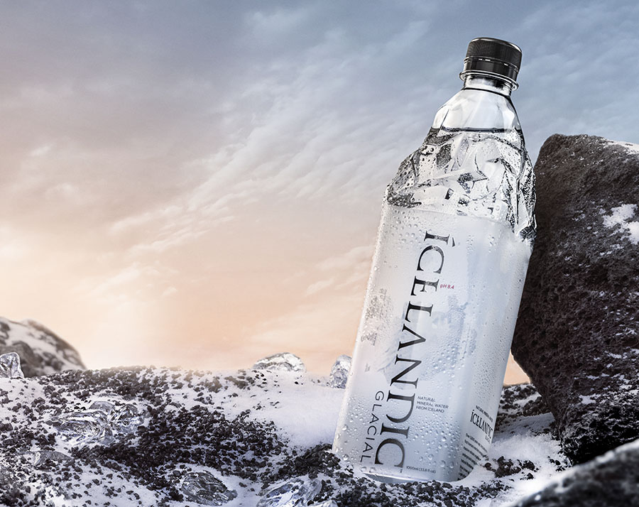 Glacial Water Ralf Klinger Werbefotografie